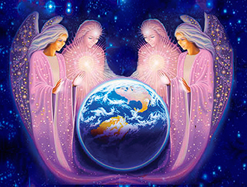 Angels Around Globe