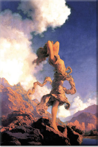 Ecstacy. Maxfield Parrish