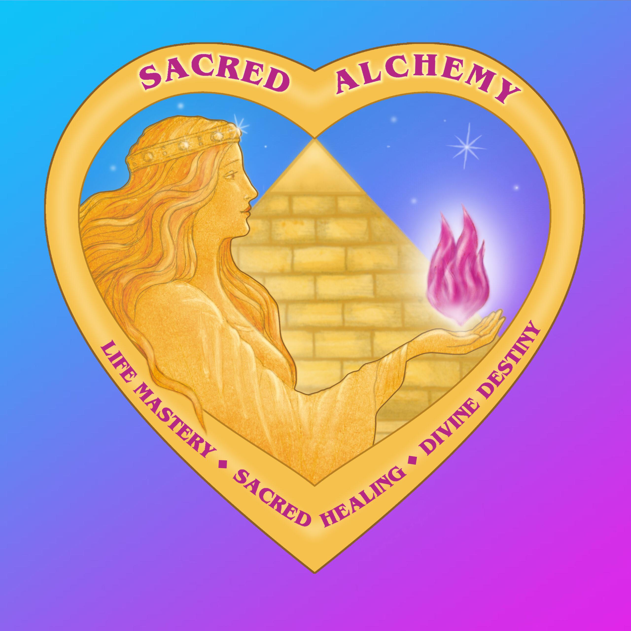 Sacred Alchemist Mastery Trainings